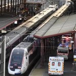 COVID-19: France Converts High-speed Train Into ICU To Transport Patients