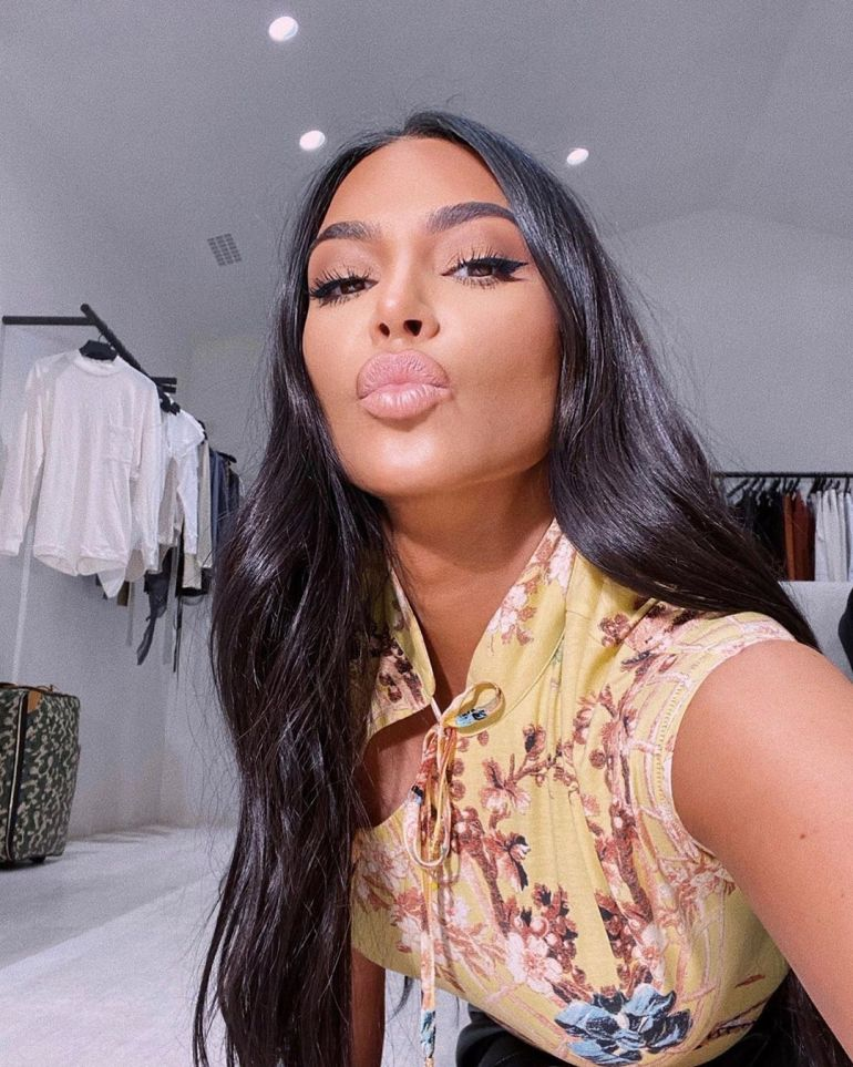 Coronavirus Is Keeping My Sisters & I Apart - Kim Kardashian
