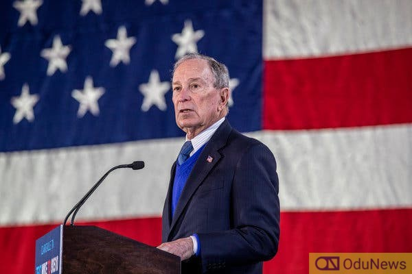 JUST IN: Bloomberg Bows Out Of US Presidential Race, Endorses Joe Biden
