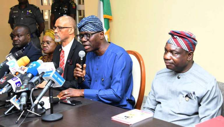 50 Coronavirus Patients Recover In Lagos