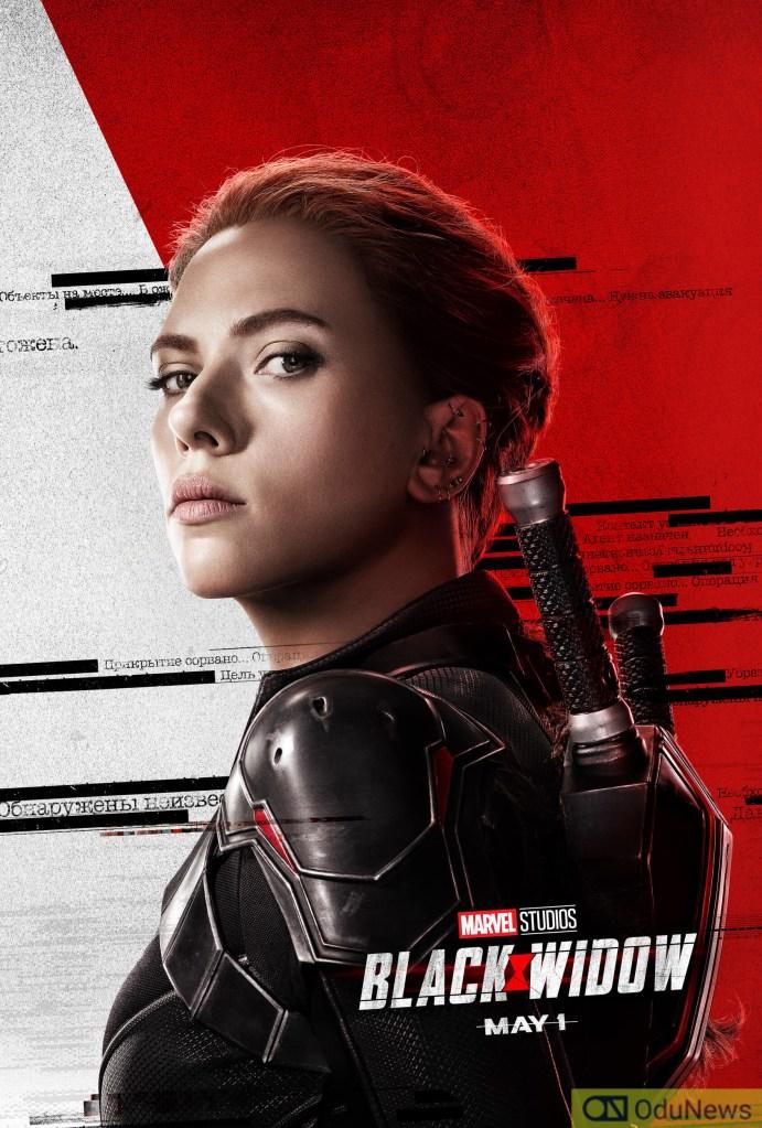 Black Widow trailer #3