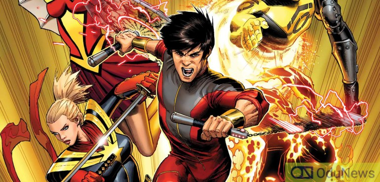 SHANG-CHI AND THE LEGEND OF THE TEN RINGS is based on the comic book character