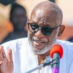 COVID-19: Make A Choice Between Life And Death – Akeredolu Tells Ondo Residents