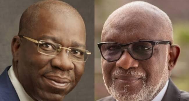 Has COVID-19 Sealed Obaseki, Akeredolu Reemergence As Governors?