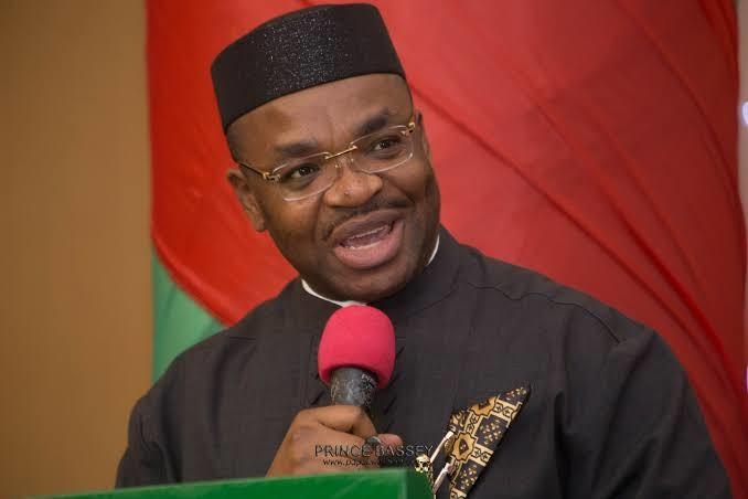 Governor Udom Emmanuel announces total lockdown for 14 days over Coronavirus spread