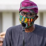 Coronavirus Now In Our Communities, Sanwo-Olu Says As He Orders Compulsory Use Of Face Masks