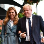 British PM Boris Johnson Welcomes First Child With Fiancée