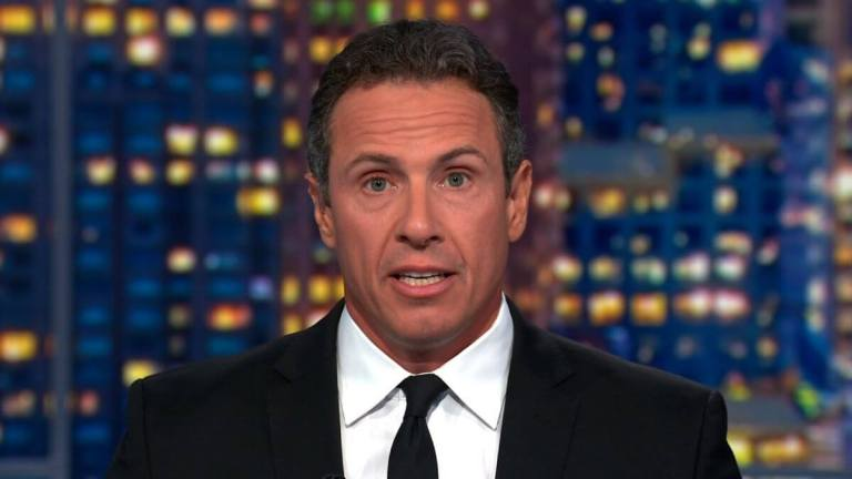 COVID-19: I Still Have Weird Stuff In My Lungs – CNN's Chris Cuomo