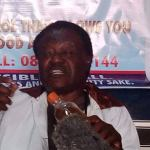 COVID-19: I Challenge You To Allow Me Use My Cure On Patients Unprotected – Prof. Adeleye To FG
