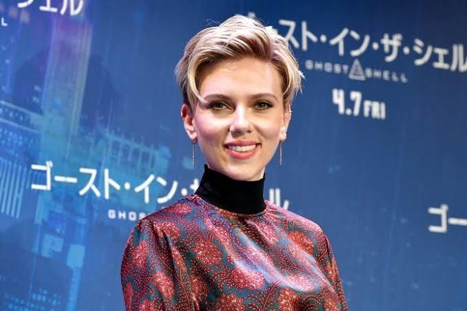 Scarlet Johansson reprises the role of Natasha Romanoff
