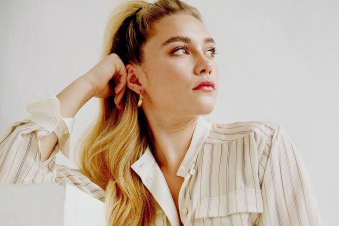 Florence Pugh makes her MCU debut with BLACK WIDOW