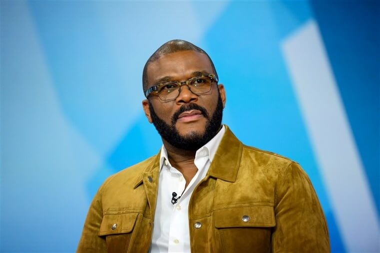 Rayshard Brooks: Tyler Perry Paying For Funeral & His Kids' College Education