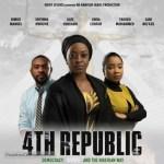 '4th Republic': Kate Henshaw's Political Thriller Arrives Netflix Tomorrow