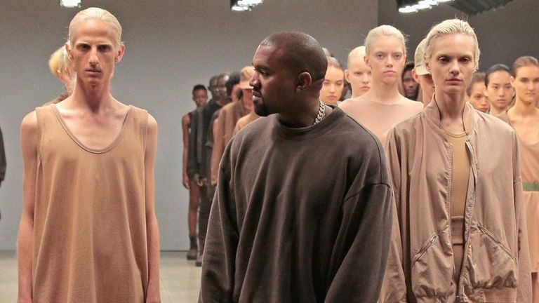 """Kanye West And Gap Back In Business As They Seal 10-year Deal On """"Yeezy Gap"""""""