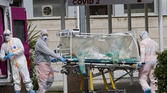 7 Coronavirus Patients Die In Egypt Hospital Fire