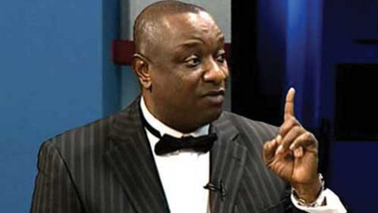774,000 Jobs: Politicians Are Harassing Me - Festus Keyamo