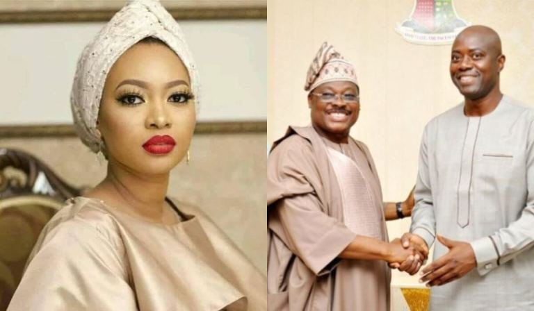 Seyi Makinde Can't Surpass Late Ajimobi, Says Daughter-in-law