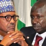 Buhari Sets Up Panel To Probe EFCC Boss Magu Over Fraud