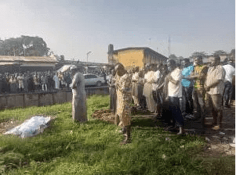 Flood Sweeps Teenage Girl Away Near Surulere Canal