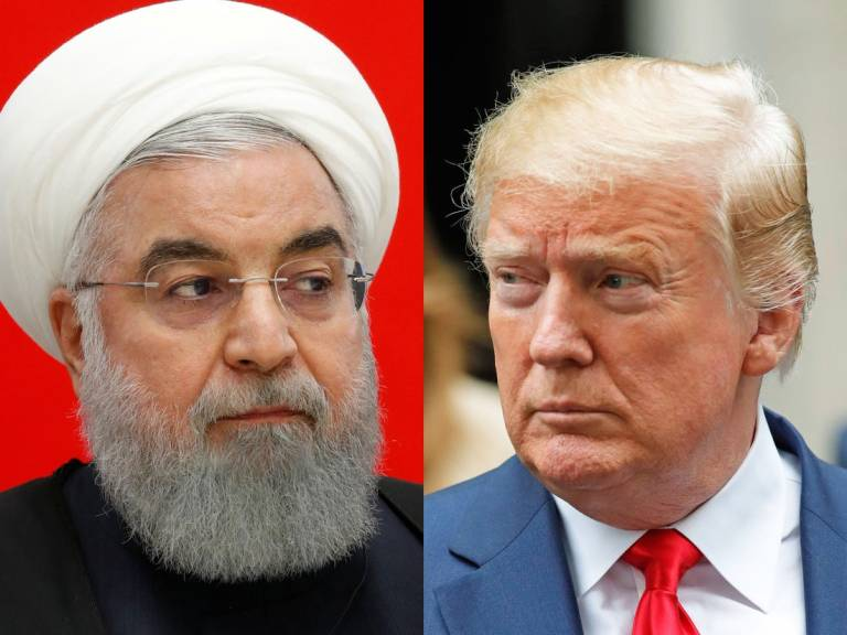 Iran Issues Arrest Warrant For Trump, Seeks Interpol's Help