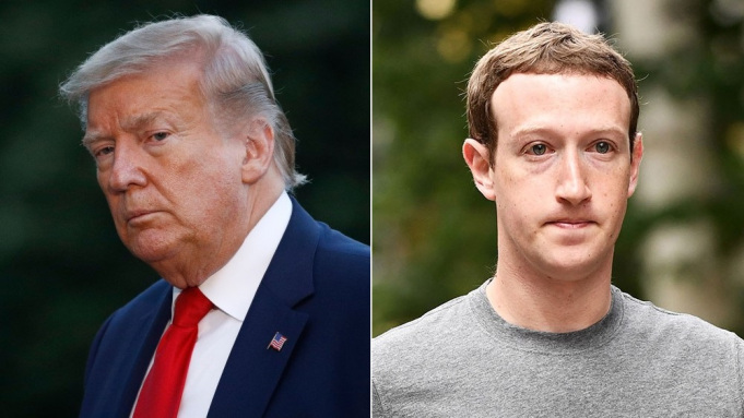 Facebook Employees Stage Protest Against Zuckerberg's Stance On Trump's Post