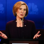 Carly Fiorina Declares She's Voting For Joe Biden