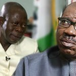 APC Screening: I Can't Get Justice Under Oshiomhole – Obaseki