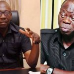 Oshiomhole's Past Insults Towards Me Not From His Heart – Ize-Iyamu