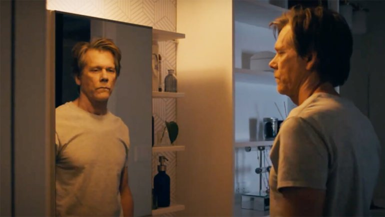 Kevin Bacon stars a man haunted by his past