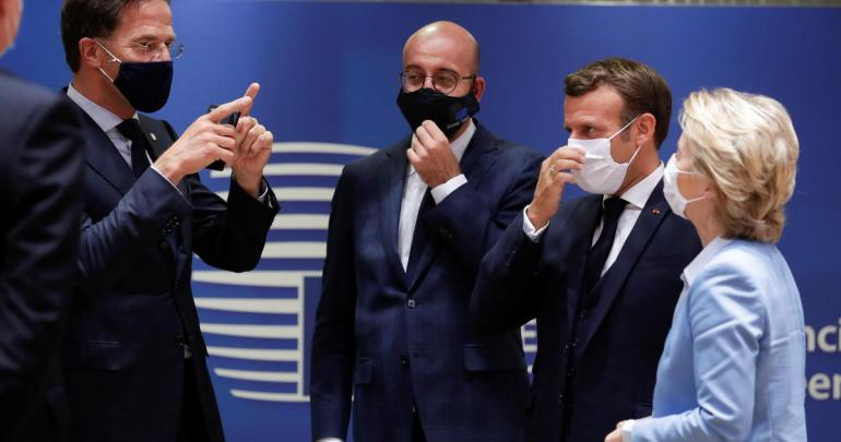 EU Leaders Agree On $2.1trn Deal To Fight COVID-19 Recession