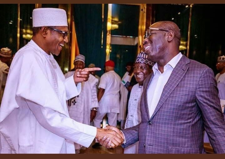 Edo 2020: Obaseki Holds Meeting With President Buhari