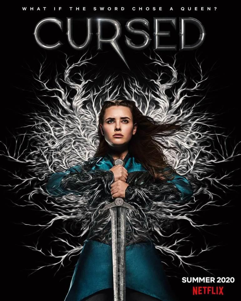 Cursed Series Poster