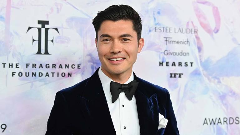 Henry Golding takes on the role of a shape-shifting tiger
