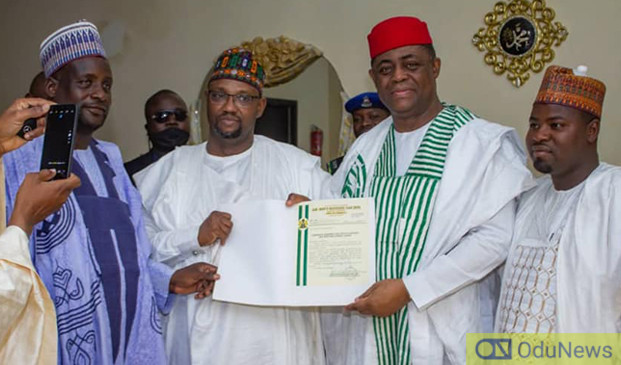 Zamfara: Traditional Chiefs Resign Over Chieftancy Title Conferred On Fani-Kayode