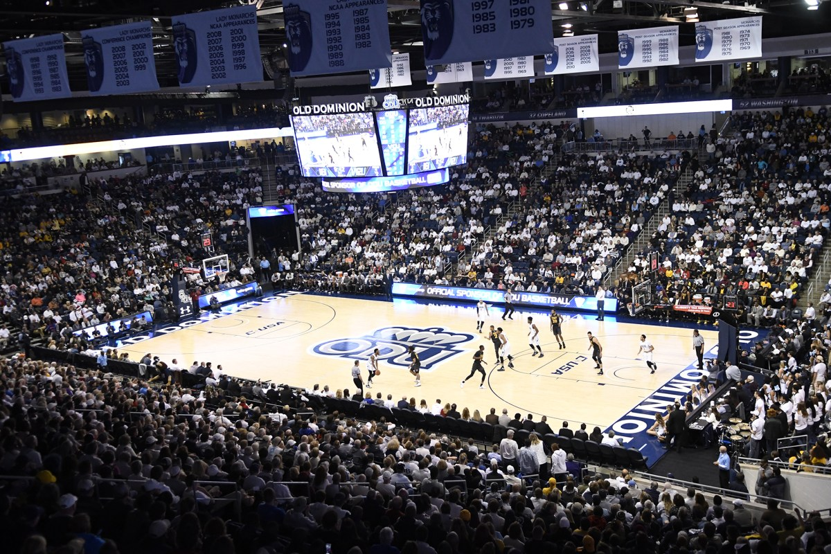 Chartway Arena - Facilities - Old Dominion University
