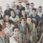 Misión Juvenil en General Baldissera 2017