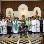 Encuentro con sacerdotes en la convivencia de seminaristas – 13/02/2017