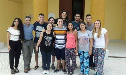 Misión juvenil en James Craik 2017