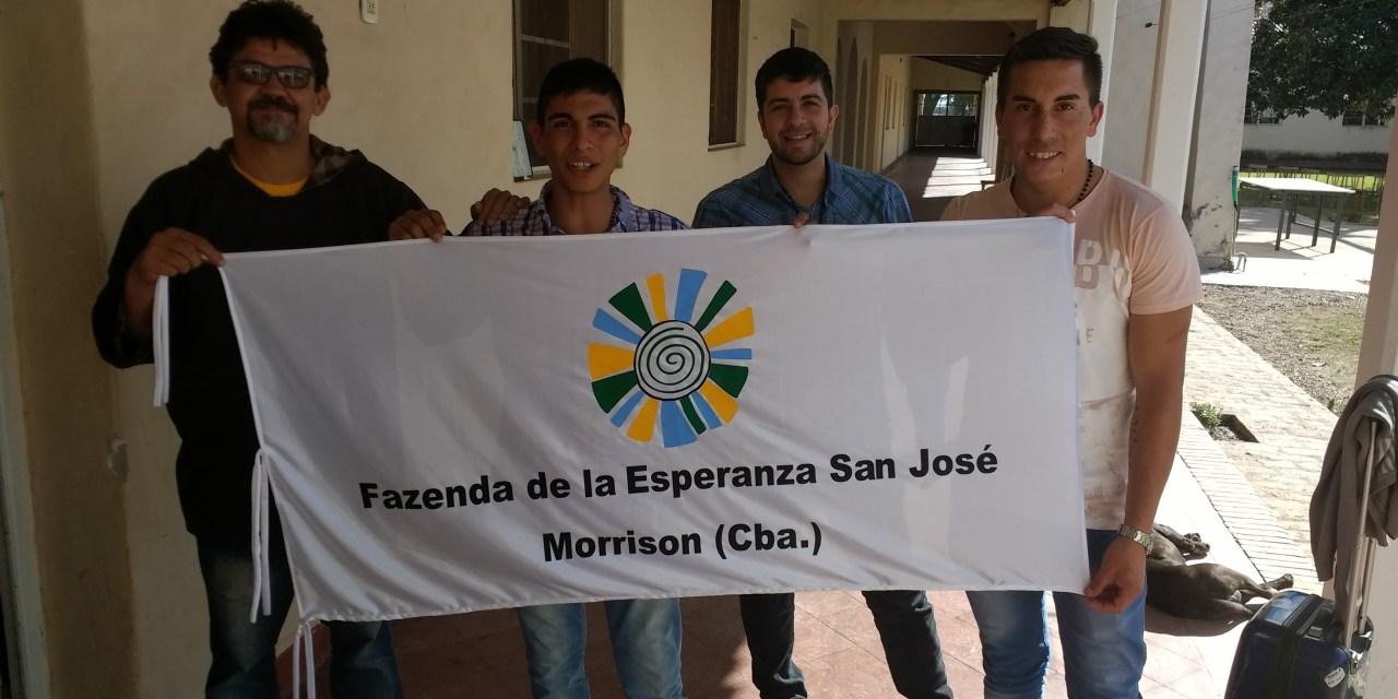 «¡Estamos tocando la misericordia de Dios!» Inauguración de la Fazenda «San José»