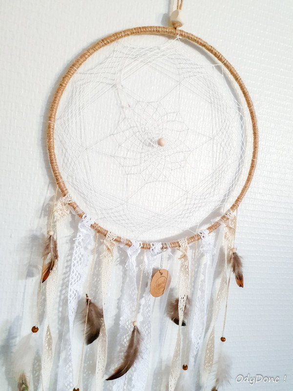attrape rêves dreamcatcher bohème