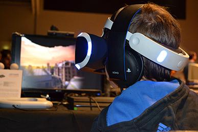 Réalité Virtuelle, L'Odyssée du Jeu Vidéo