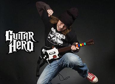 Guitar Hero, L'Odyssée du Jeu Vidéo 2019