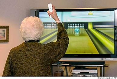 Tournoi WiiSport Seniors - L'Odyssée du Jeu Vidéo 2019