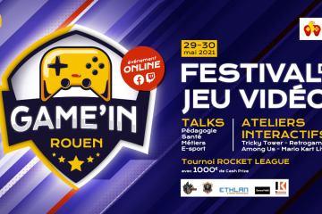 Game'In Rouen 2021