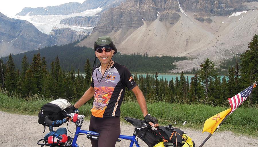 Russ McCoy - Adventure Cyclist