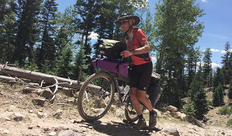 Russ McCoy - Man Bike World