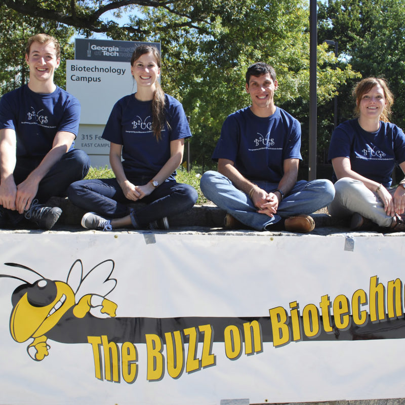 Buzz on Biotechnology High School Open House