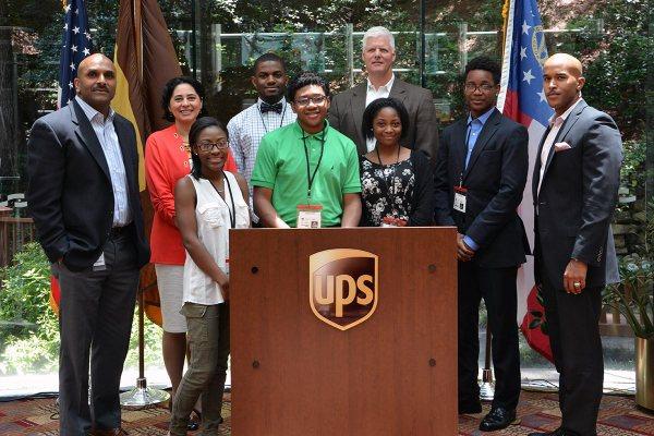 Field Trips Mentoring UPS