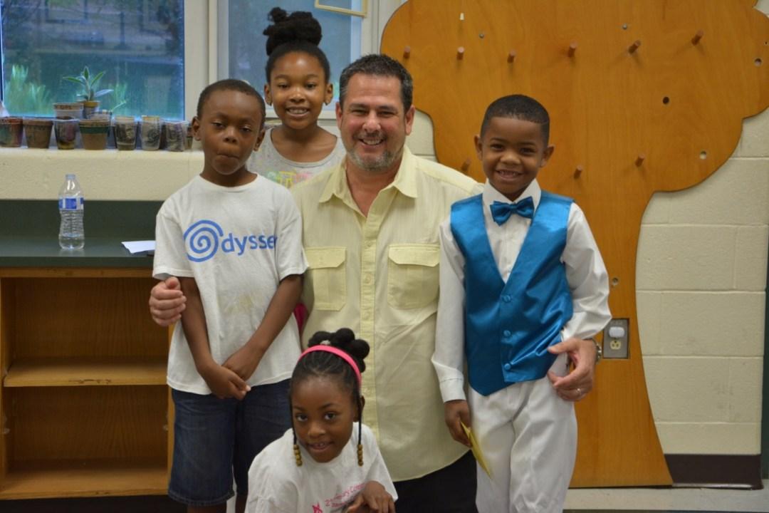Staff Elementary Mentoring