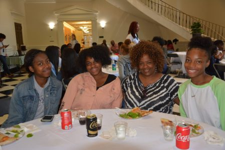 College Mentor Luncheon 2018